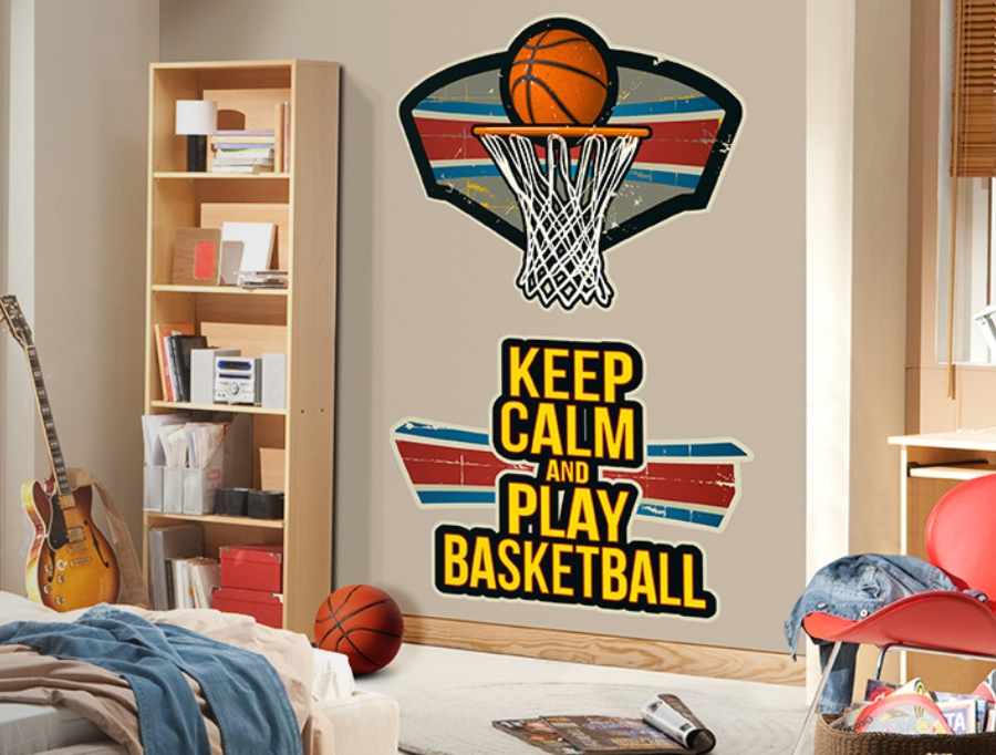 Cool wall decal for boy&#39-s room | for the kids i will have one day ...